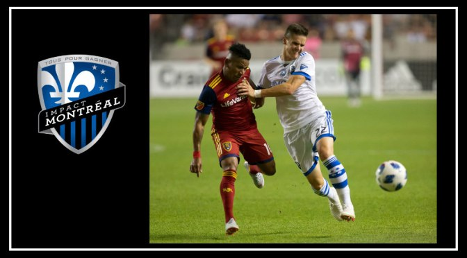 Every Point Counts: Montréal Impact Pick Up RSL Road Draw