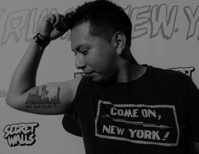 Lalo Ortega, Tisha Gale - NYCFC/mlsfemale