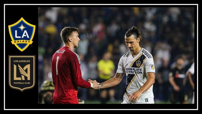 Stalemate at StubHub: LAFC 1, LA Galaxy 1