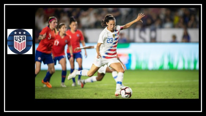 USWNT Recap – 2 games vs Chile and Press 100