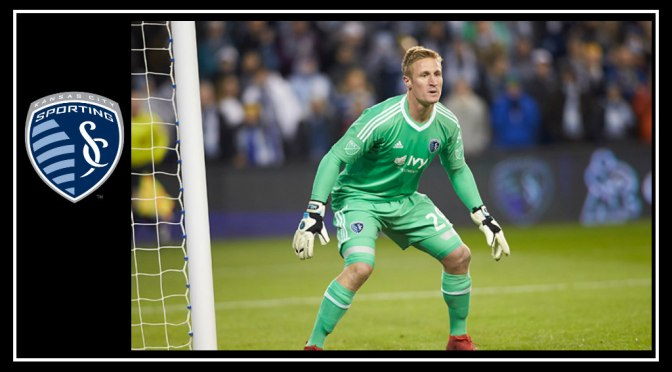 Sporting KC's Goalkeeper Tim Melia continues to raise the bar