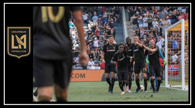 LAFC sets sights on playoffs ahead of road match in Chicago