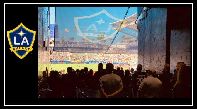 LA Galaxy Playoff Hopes Alive