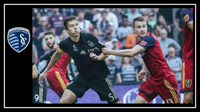 Sporting KC splits points with Real Salt Lake in 1-1 draw