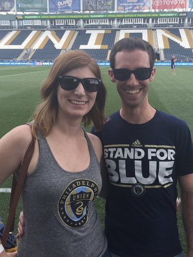 Cait Costello - Philadelphia Union/mlsfemale