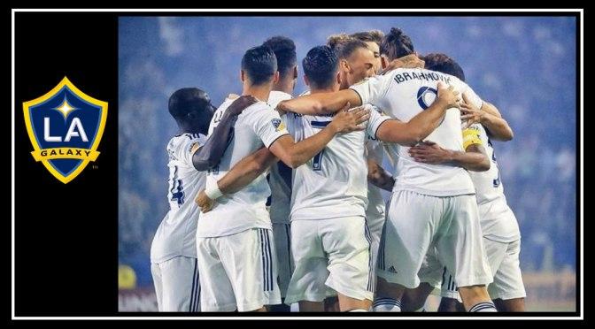 LA Galaxy Hanging Onto Playoff Hopes