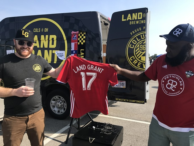 Bailey Brown - Land Grant Brewing Co/mlsfemale
