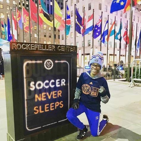soccer never sleeps