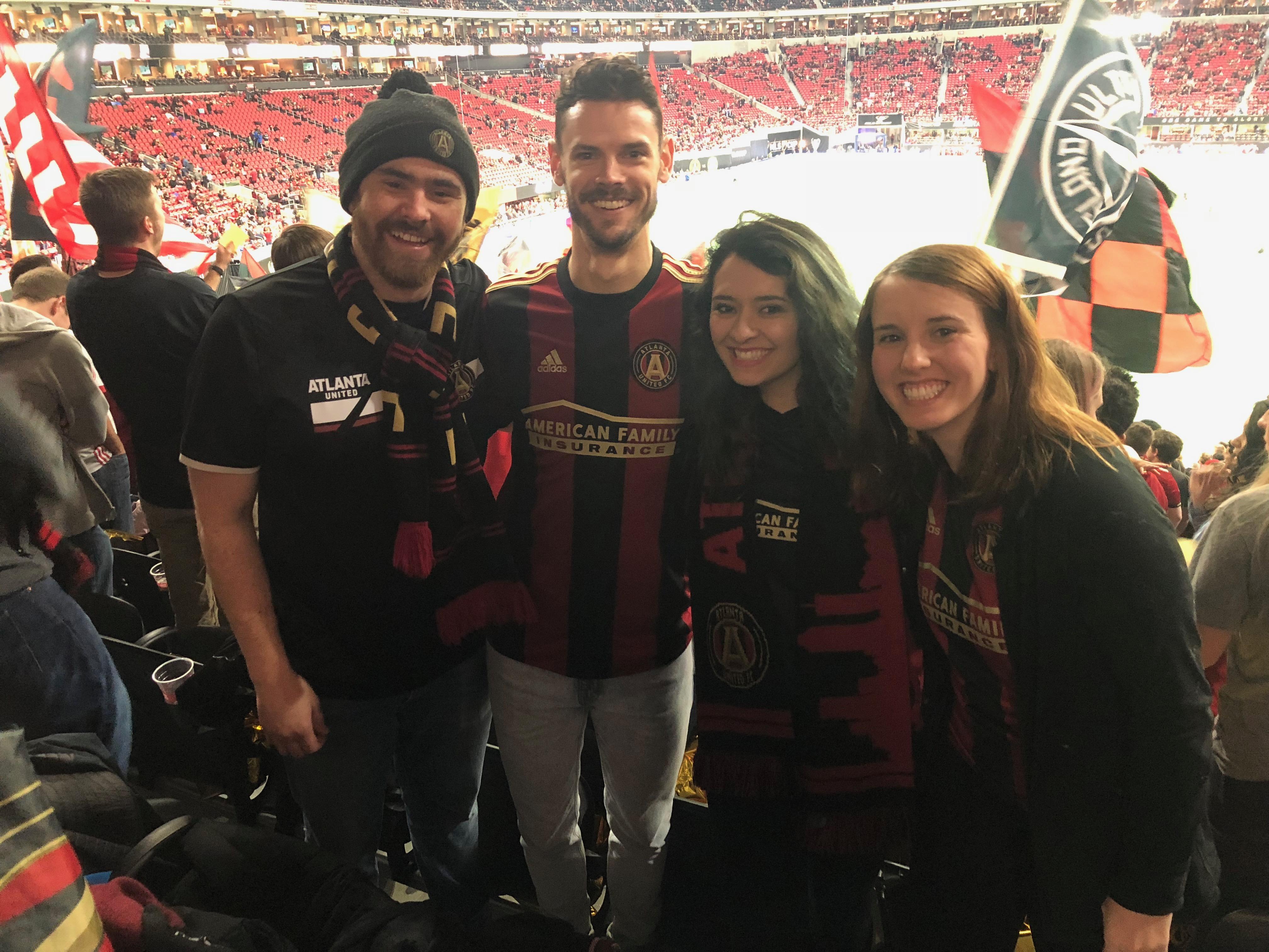 Sarah Kallassy - MLS Cup/mlsfemale