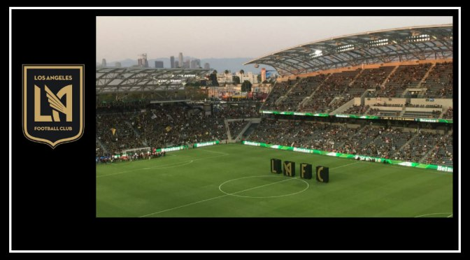 New Year. New season: LAFC gears up for 2019 following roster moves and match announcements.