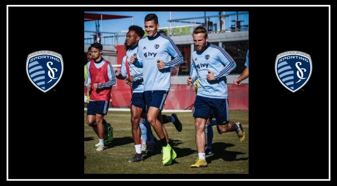Sporting KC kicks off preseason on a high note