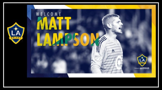 Spotlight on LA Galaxy player: Matt Lampson
