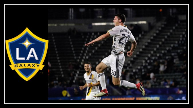 Coffee​ with Tomas Hilliard-Arce of the LA Galaxy
