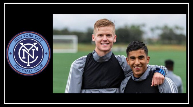 Keaton Parks' Unconventional Path to MLS