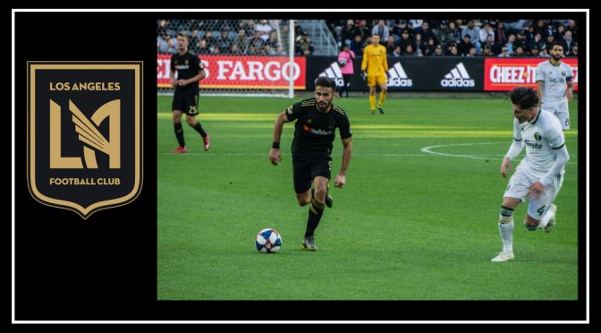 LAFC chop down the Timbers 4-1 in second straight win