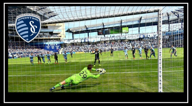 Sporting KC dominates in 2-0 home opener victory