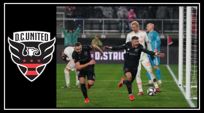 D.C. United Shut Out Atlanta 2-0 in Home Opener