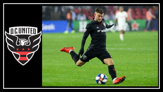 Insight from the Midfield: Paul Arriola Talks D.C. v Atlanta