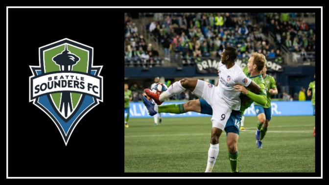 Opening Stunner Can't Stop Sounders