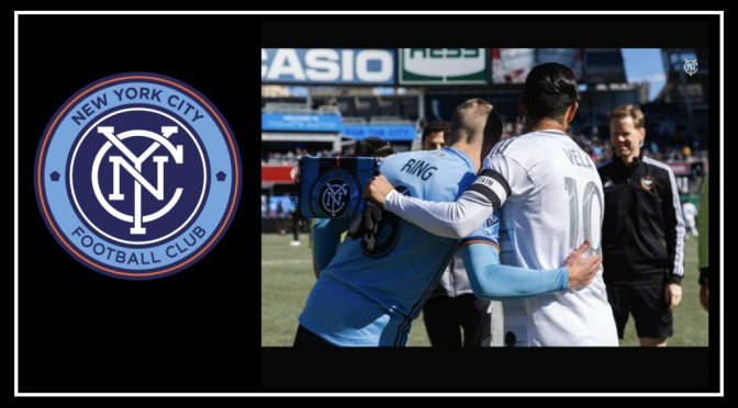 A Mixed Bag:  NYCFC draws LAFC 2-2