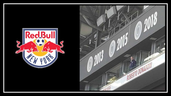 Home Sweet Home for New York Red Bulls
