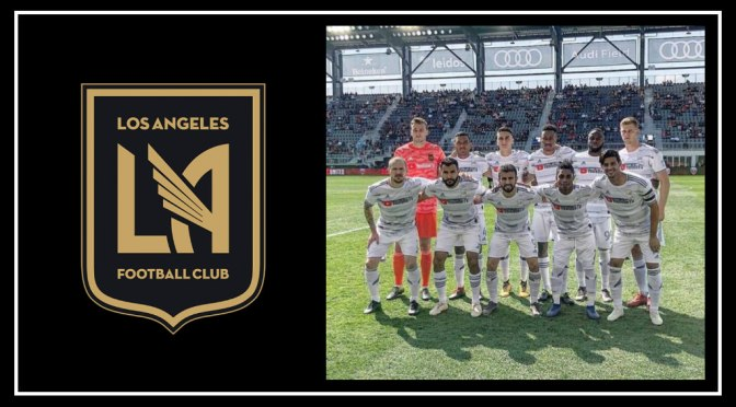 Hat Trick Hero: LAFC Tops D.C. United 4-0