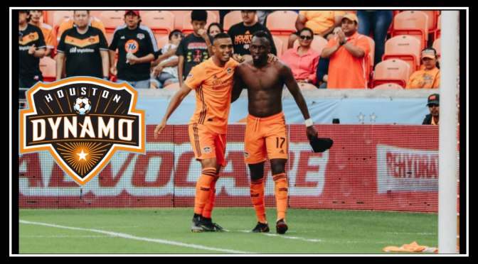The Houston Dynamo Continue Their UnBeaten Streak at Home
