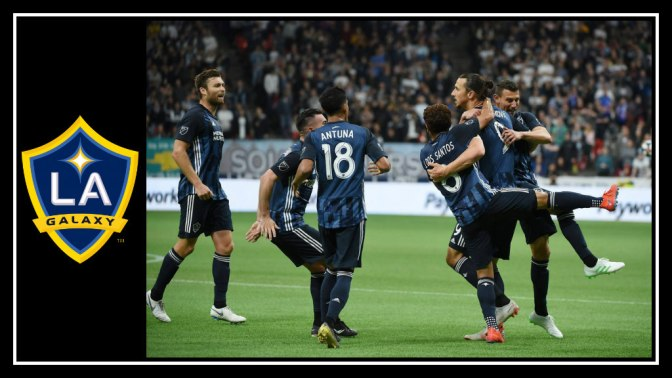 LA Galaxy stay hot as they shut out Vancouver Whitecaps in 2-0 Win