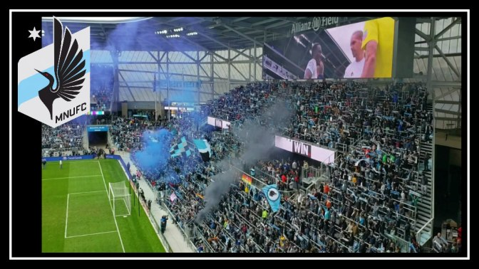 Two Matches, One Epic Wonderwall In Minnesota