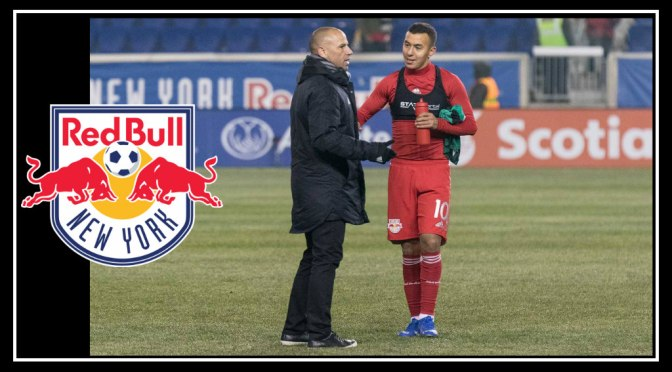 New York Red Bulls Begging for Mercy