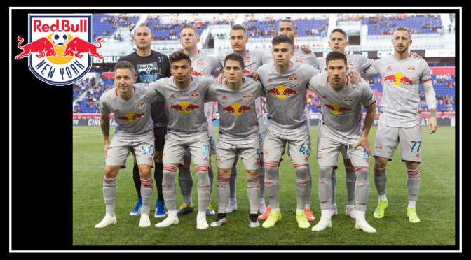 New York Red Bulls Celebrate 100 Wins