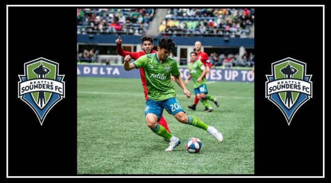 Bruin Brace Helps Sounders Stay Undefeated