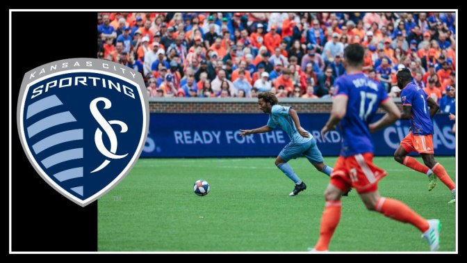 Sporting KC secures 1-1 draw on the road in Cincinnati