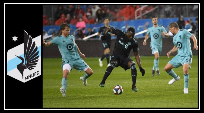 MNUFC Throws A Tantrum In Toronto