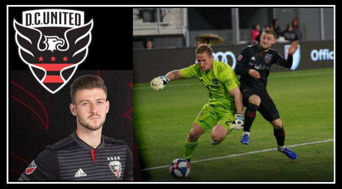 Paul Arriola Leads D.C. United to a 1-0 Win Over Sporting Kansas City at Home