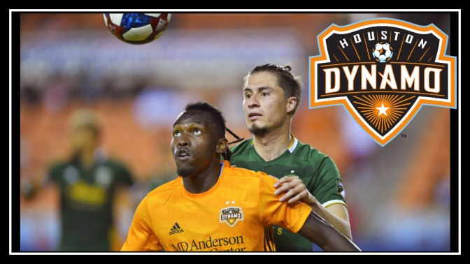 Dynamo and Timbers Draw, 1-1, In Houston