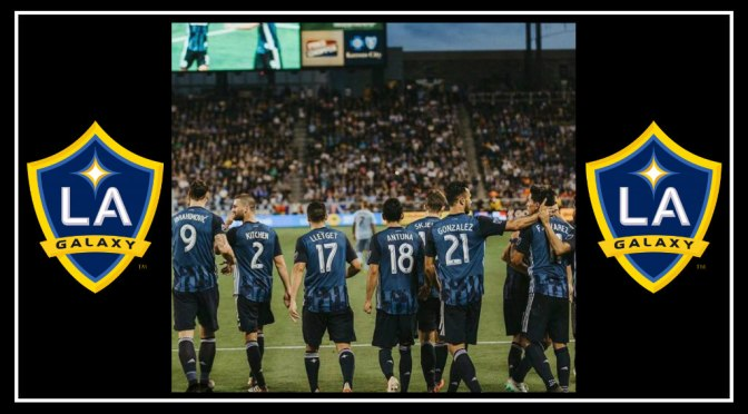 LA Galaxy 2-0 Win Over SKC First Since 2007