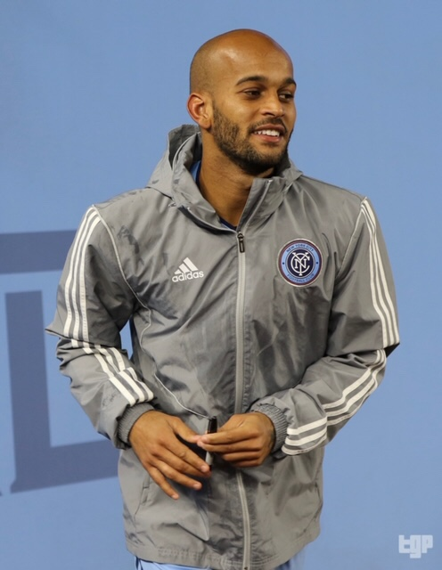 Héber of NYCFC