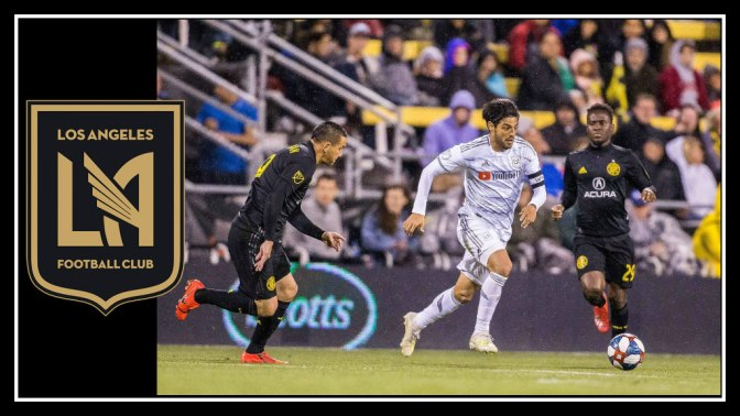 The Kings of the West: LAFC bounces back in 3-0 win over Columbus Crew