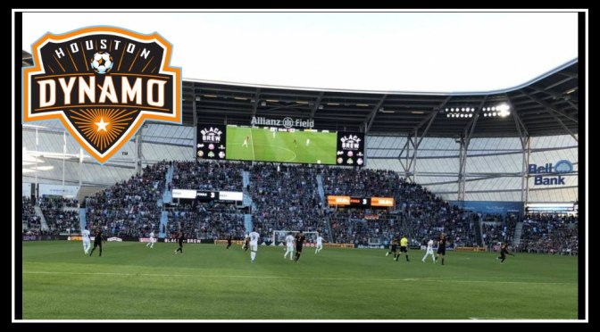 The Dynamo Can't Find Points at Minnesota's Allianz Field