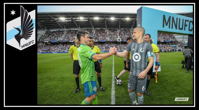 What's A Point Between Friends: MNUFC Welcomes Seattle