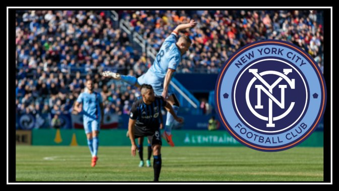 You gotta have depth:  NYCFC tops Montréal Impact 2-0