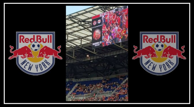 New York Red Bulls Are the Storm