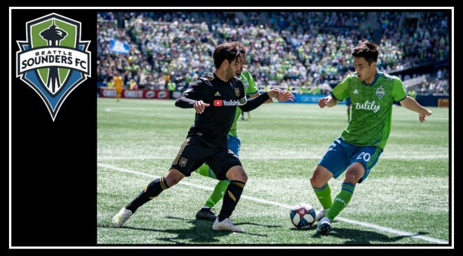Sounders Show They're A Group of Tough Kids In Gutsy 1-1 Tie To LAFC