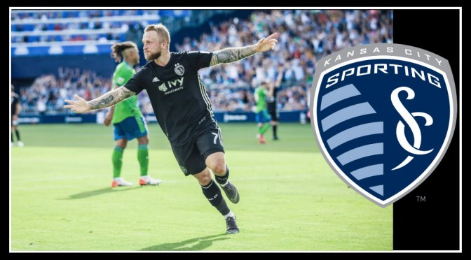 Johnny Russell's historical hat trick helps Sporting KC break winless streak