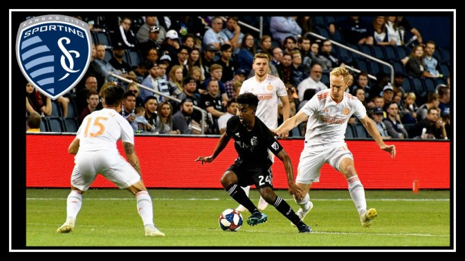 Sporting KC falls to Atlanta United 3-0