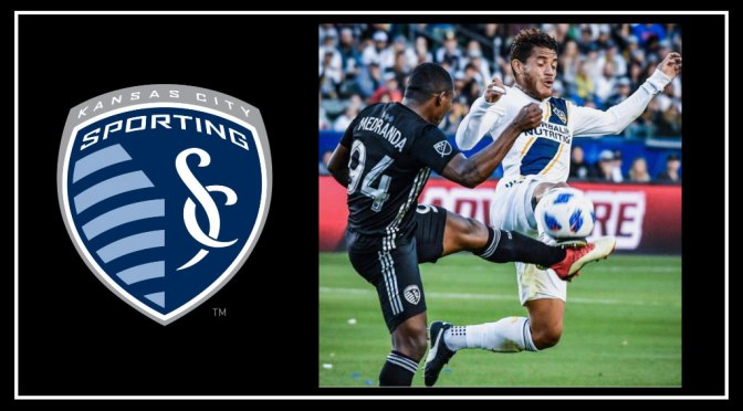 Sporting KC drops midweek fixture to LA Galaxy 2-0