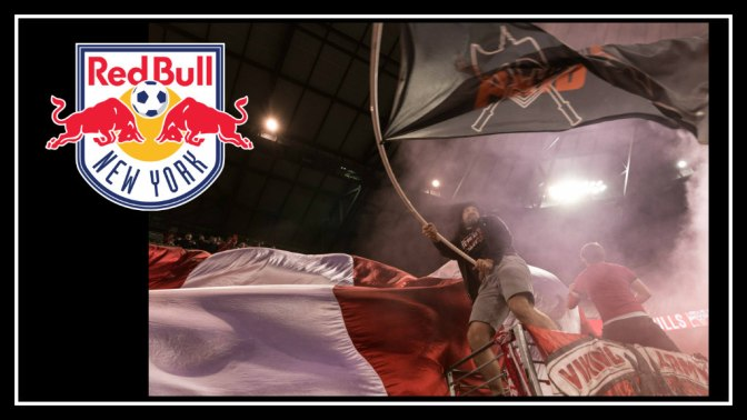 New York Red Bulls Keep my Fascination