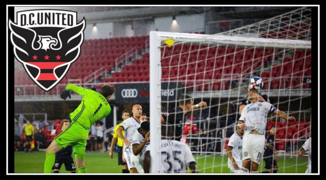 D.C. United Turns Up in Extra Time to Win Over the Philadelphia Union 2-1