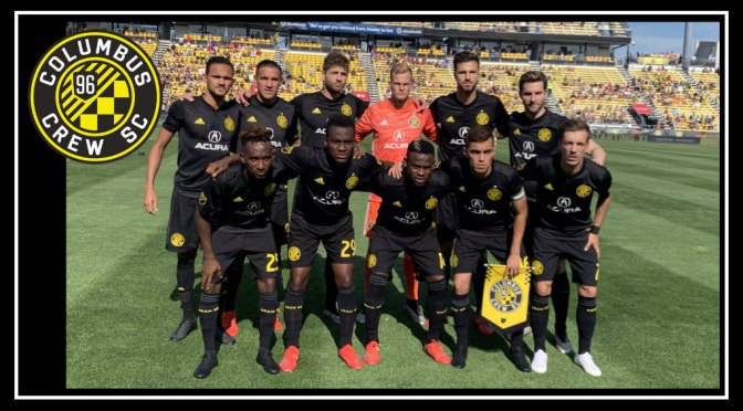 Who is this Team? Crew versus SKC